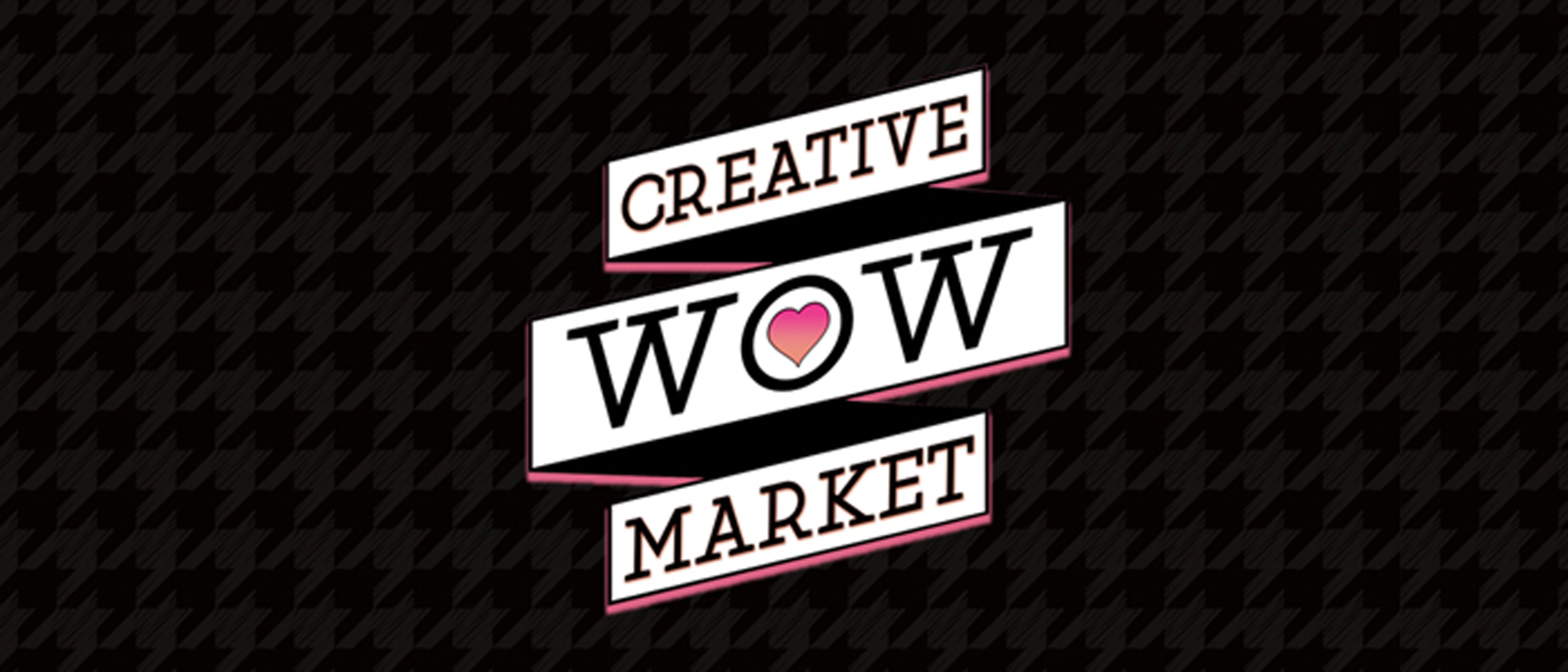 WOW creative market : spring edition 2016