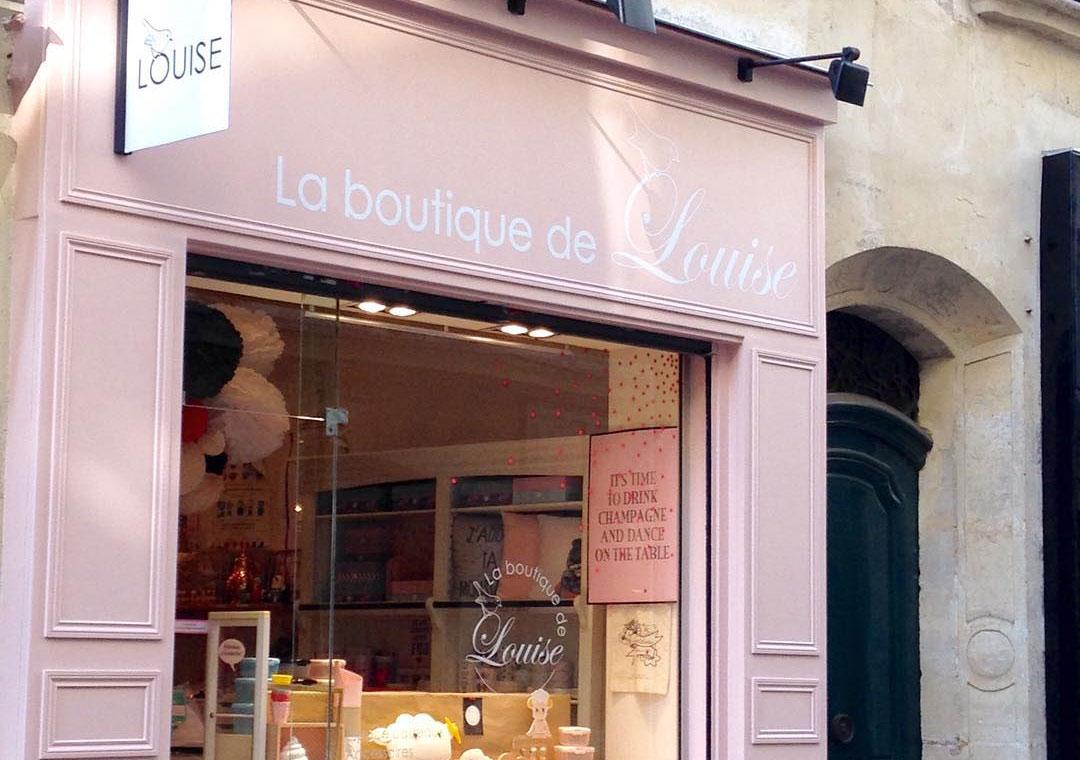 La boutique de Louise