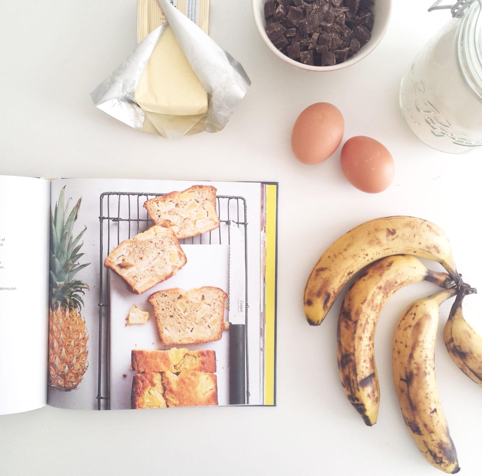 Banana bread Marabout