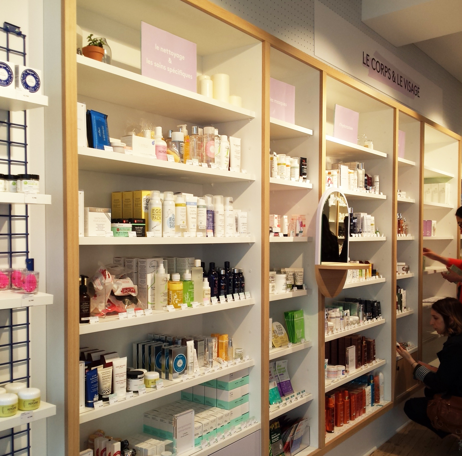 Boutique Birchbox Paris