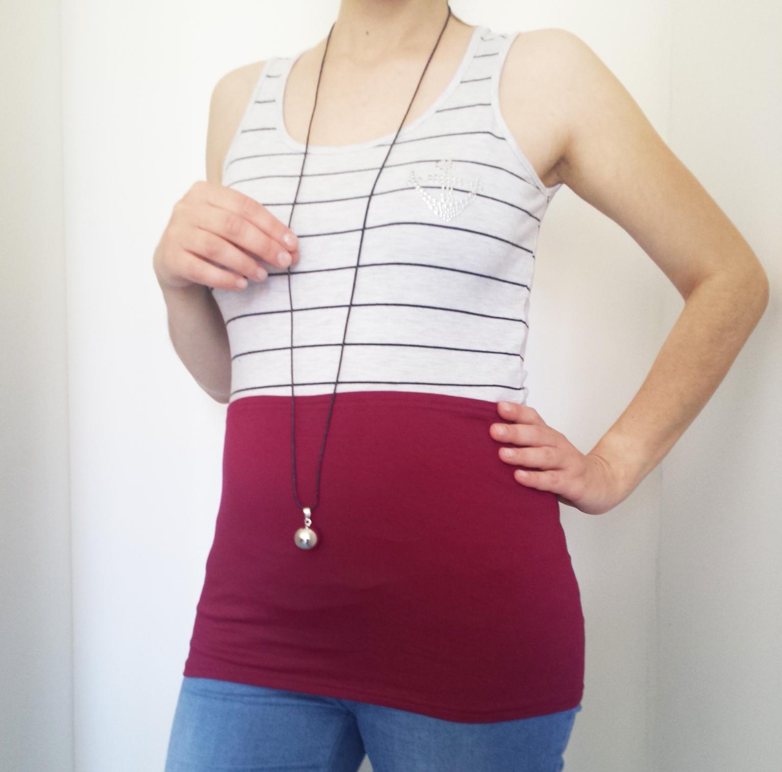Tiniloo 4eme mois de grossesse