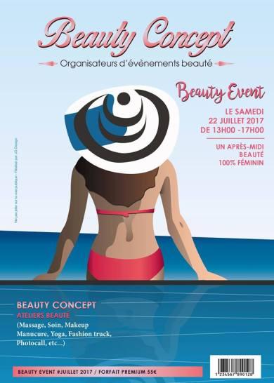 Beauty Event 22 juillet 2017