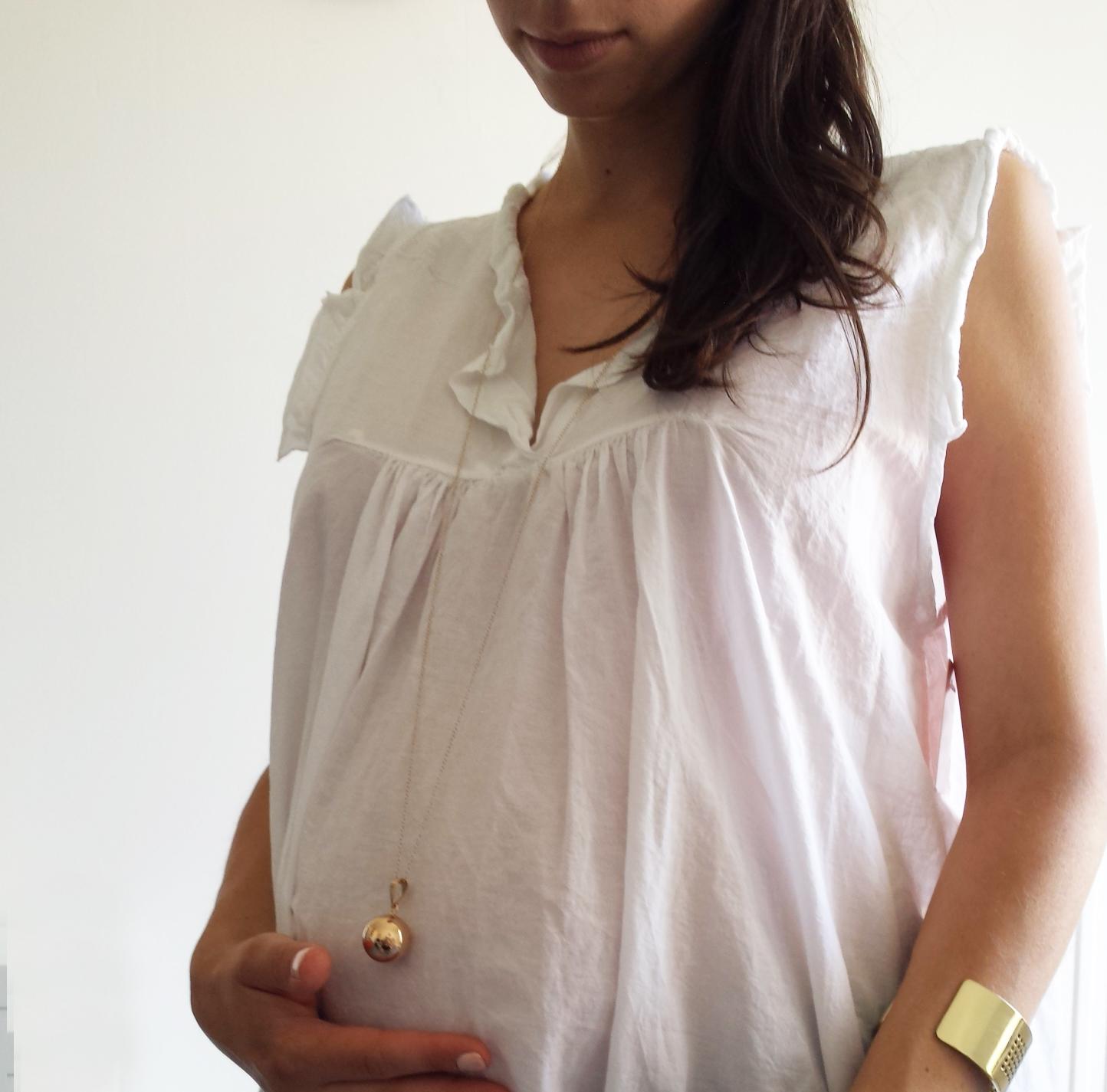 Bola de grossesse Saïly